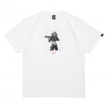 """アップルバム  """"BLACK WIDOW"""" コミックス α Tシャツ"""