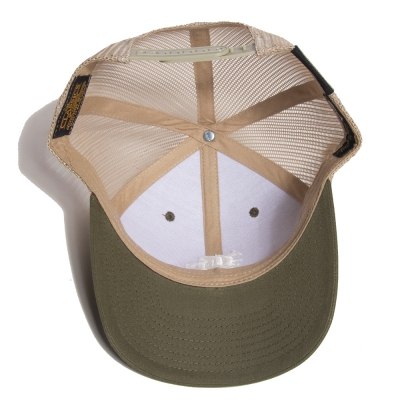 バックチャンネル OLD-E MESH CAP