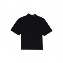 キャプテンズヘルム ゴルフ モックネック ロゴ tシャツ
