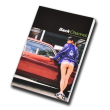 Back Channel, 2021 fall & winter collection catalog