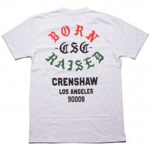 ボーン X レイズド CRENSHAW ROCKER S/S TEE
