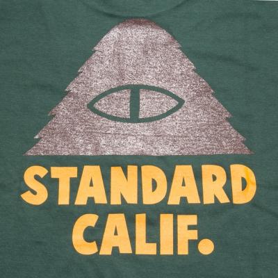 スタンダードカリフォルニア ポーラー ロゴ TEE