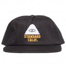 スタンダードカリフォルニア ポーラー ロゴ ツイル キャップ