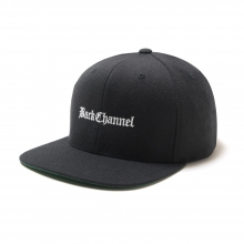 Back Channel OLD ENGLISH SNAPBACK