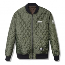 Back Channel REVERSIBLE QUILTING JACKET