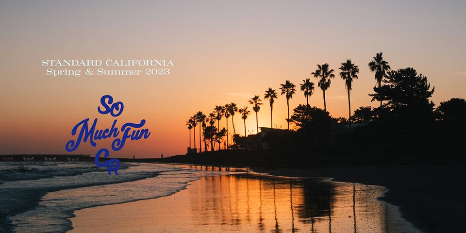 スタンダードカリフォルニア   STANDARD CALIFORNIA